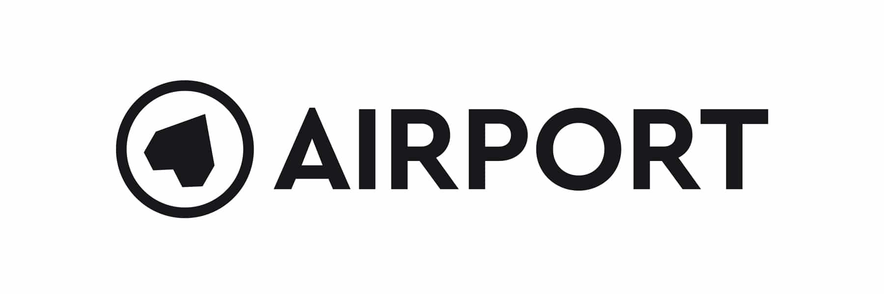 Club Airport Würzburg Logo Design