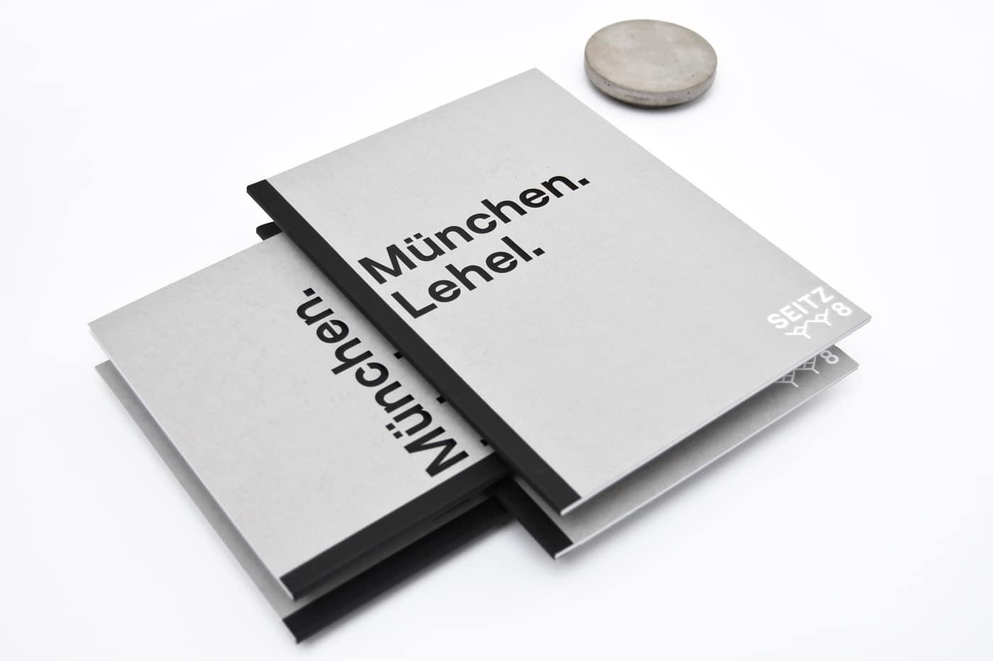 Titel Design Imagebroschüre Seitz8