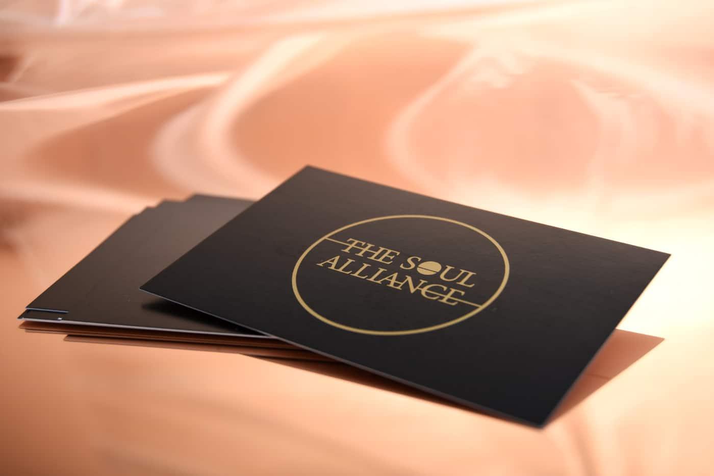 The Soul Alliance Band Visitenkarten
