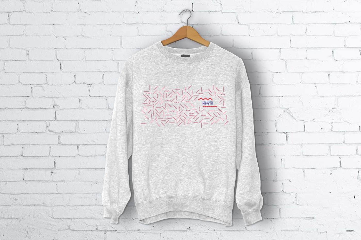 Sweatshirt Design Physiotherapie Praxis