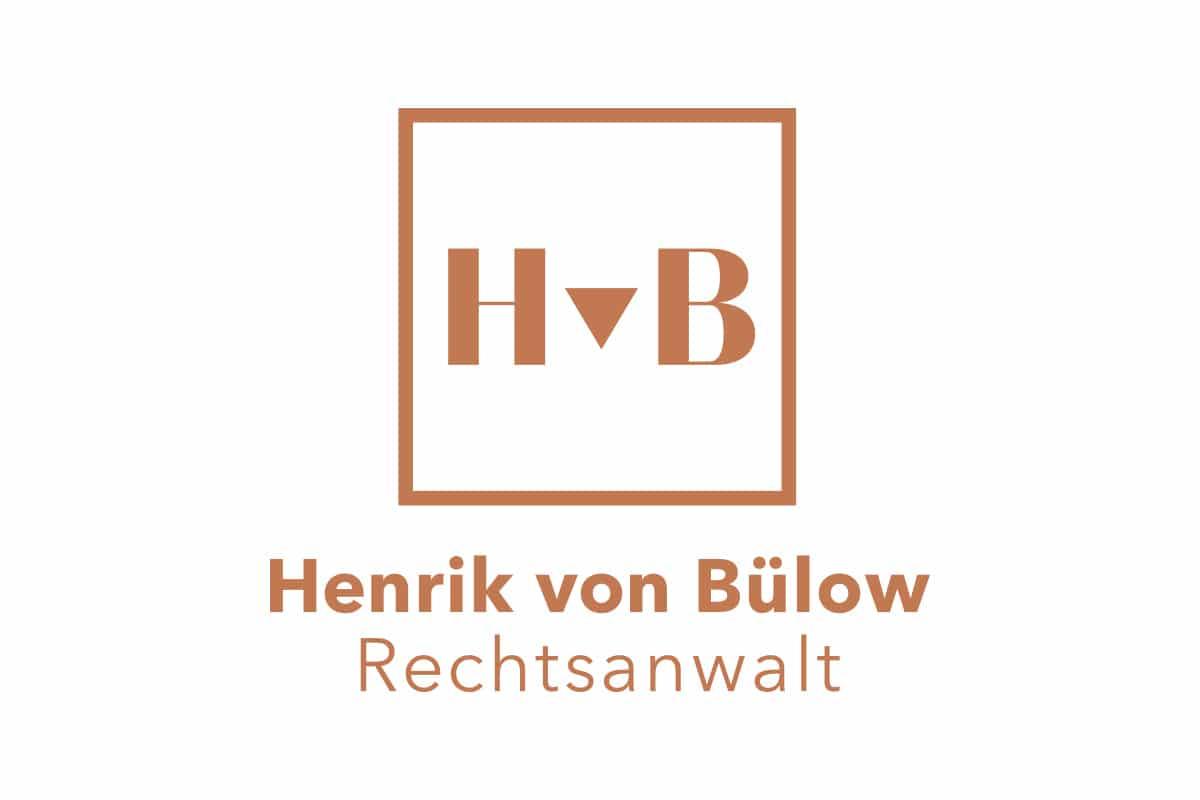 Logo Kanzlei Henrik von Bülow Hamburg