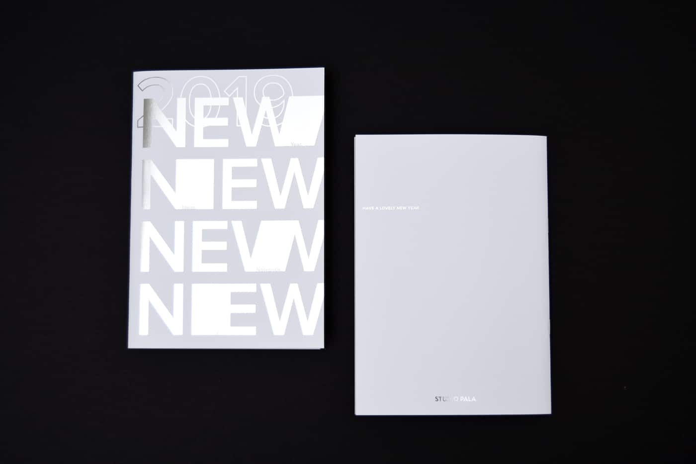 Notizbuch Design Studio Pala Weihnachten 2018