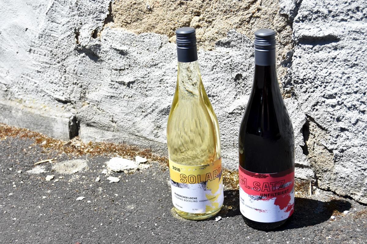 Weineketten-Design für Thomas Böckling, Schweiz
