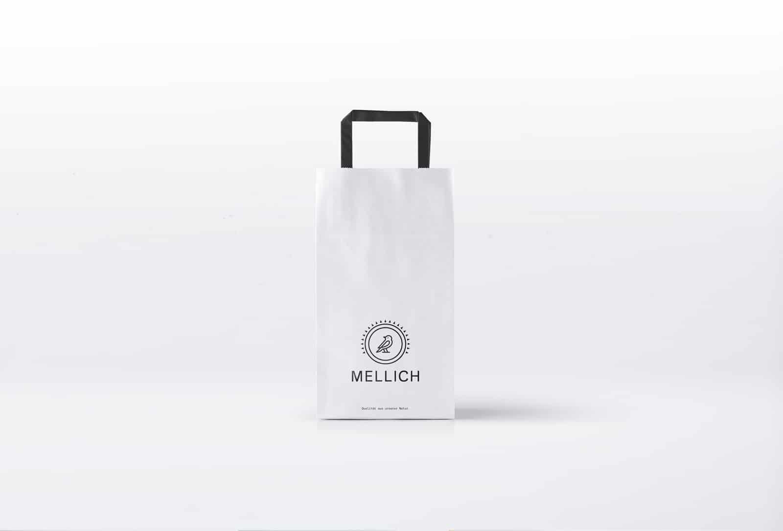 Mellich Tüte Packaging Design