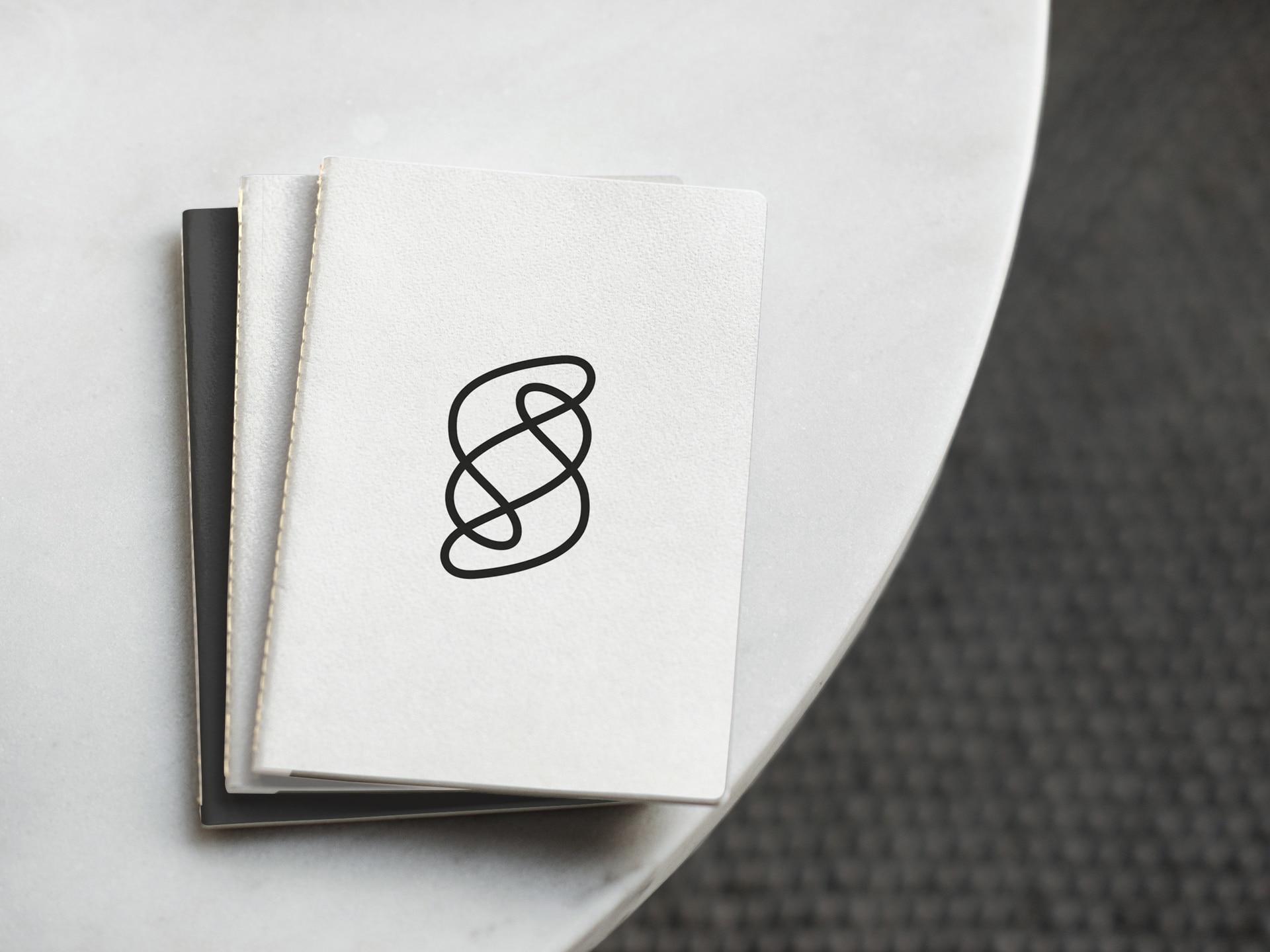 Notizheft Design Naturheilpraxis für Chiropraktik Schraub