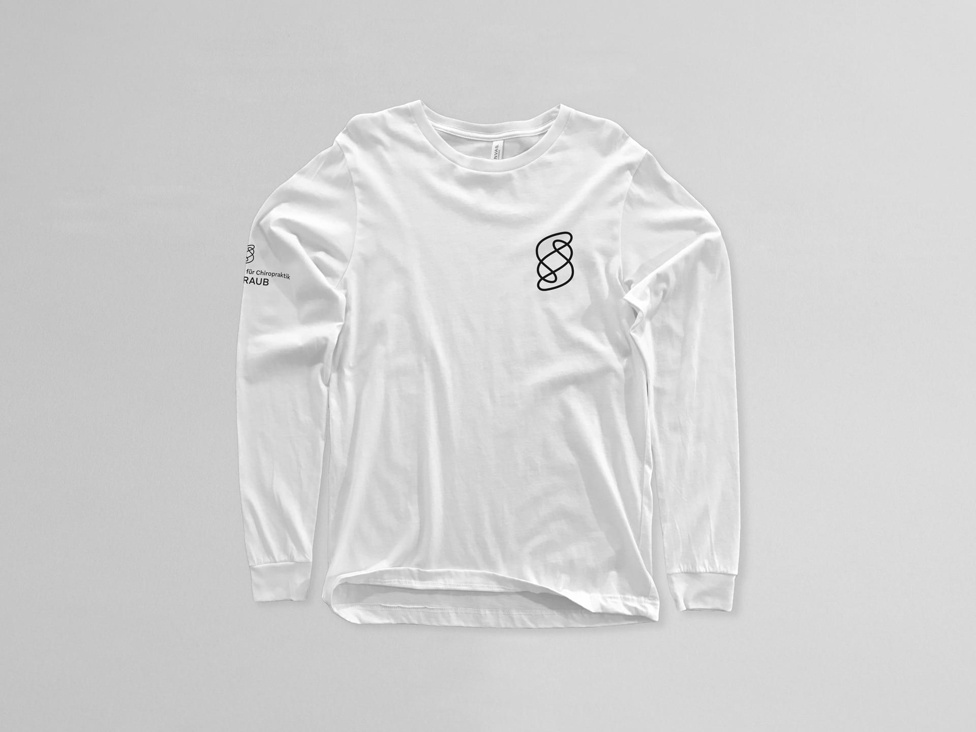 T-Shirt Berufsbekleidung Design Naturheilpraxis für Chiropraktik Schraub